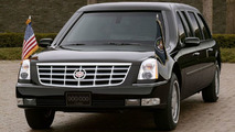 Cadillac DTS Presidential Limousine