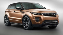 2014 Range Rover Evoque revealed with nine-speed automatic gearbox