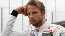 McLaren not in Williams-style slide - Button