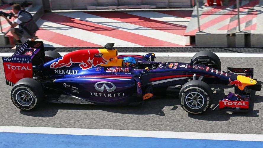 Red Bull denies 'secret' test in Spain