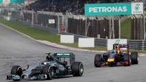 Mercedes car 'on par' with Newey's Red Bull - Costa