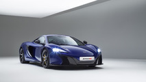 McLaren officially reveals the 650S prior to Geneva debut in March