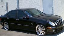 RENNtech Mercedes E 63 AMG