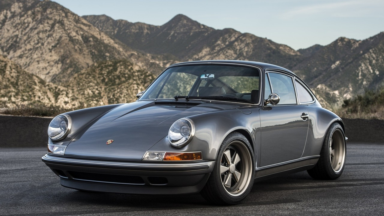 Singer S Latest Porsche 911 S