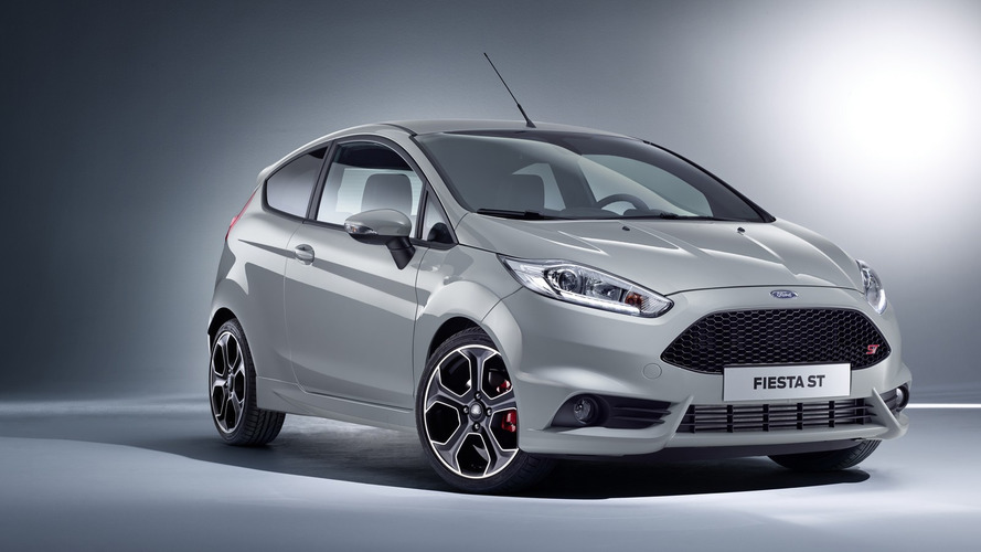 Ford Fiesta ST200 unveiled with 200 hp