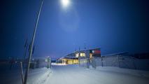 Pagani Huayra BC at the Arctic Circle