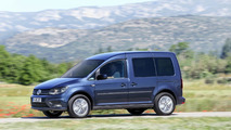 VW Caddy TGI BlueMotion with DSG