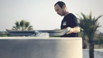 Lexus continues to tease their new hoverboard [video]