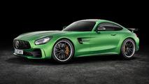 Mercedes-AMG GT R cheaper than Porsche 911 Turbo