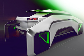 The Land Rover of the Future Could Look Something Like This