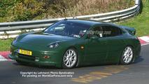 SPY PHOTOS: Porsche Panamera Latest