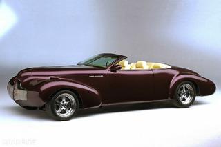Buick Blackhawk Concept