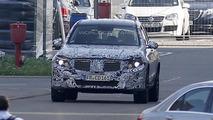 2015 Mercedes GLK Spy photo