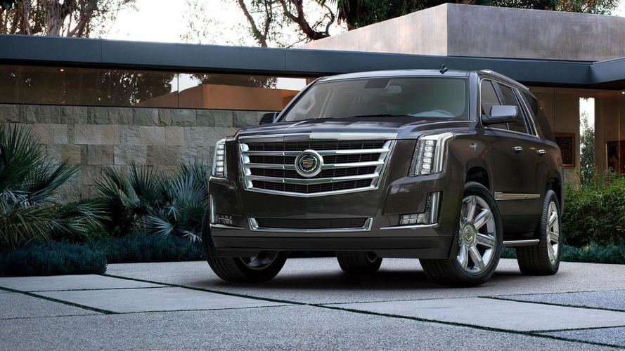 2015 Cadillac Escalade starts at $71,695