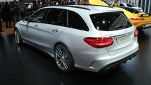Mercedes-AMG C63 Estate at 2014 Paris Motor Show