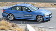 BMW M340i M Performance spy photo (not confirmed) / Motor.es