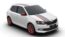 Skoda Fabia Combi R5 revealed, company to showcase five vehicles at 2015 Worthersee