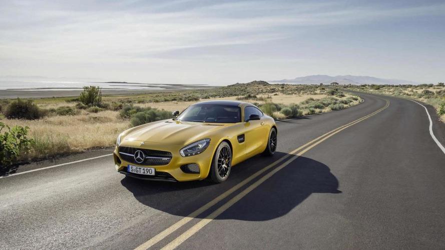 Mercedes recalls GT S in U.S. for driveshaft failure