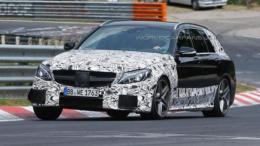 Mercedes-Benz C63 AMG to have 476 PS, hotter C63-S with 510 PS planned - report