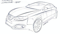 Seat Project Saloon and Estate Announced