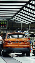 Audi Q3 starts production in Spain