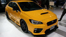 Subaru WRX STI S207 limited edition storms into Tokyo with 328 PS