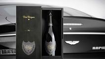 Aston Martin Rapide S Dom Pérignon