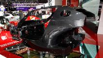 Ferrari Enzo successor chassis
