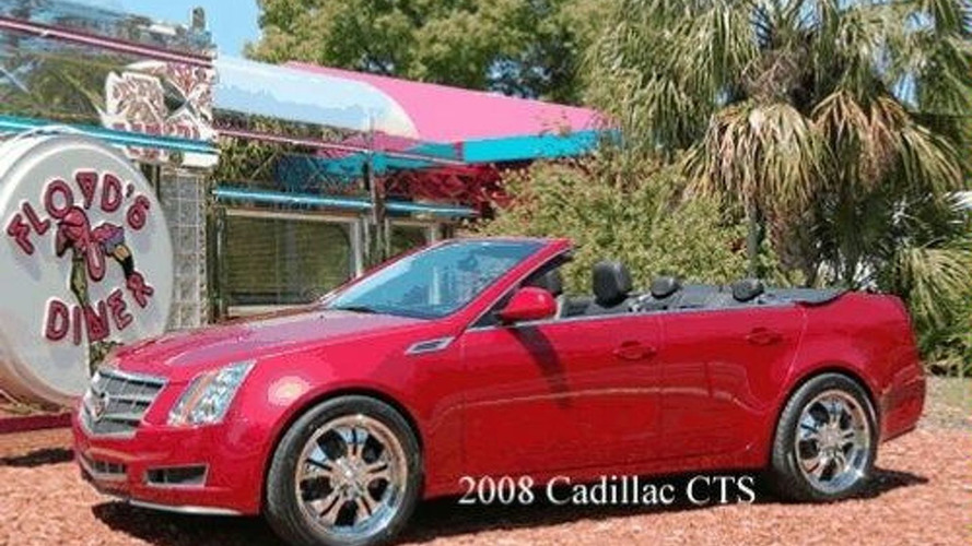 Turn Your Cadillac CTS into a Convertible