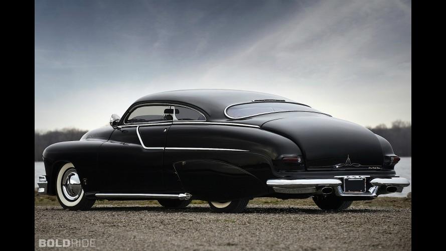 Mercury Two-Door Custom Coupe