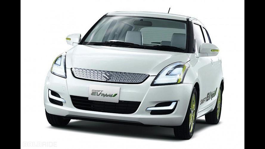 Suzuki Swift EV Hybrid Concept