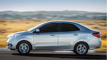 Ford Ka+ é apresentado na Argentina; vendas começam em 2017