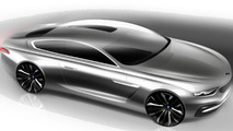 BMW to introduce an exclusive design study at Auto China
