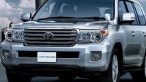 2012 Toyota Land Cruiser facelift (JDM), 700, 28.12.2011