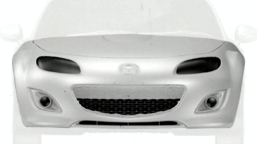 Mazda MX-5/Miata Facelift Design Shapes Surface?