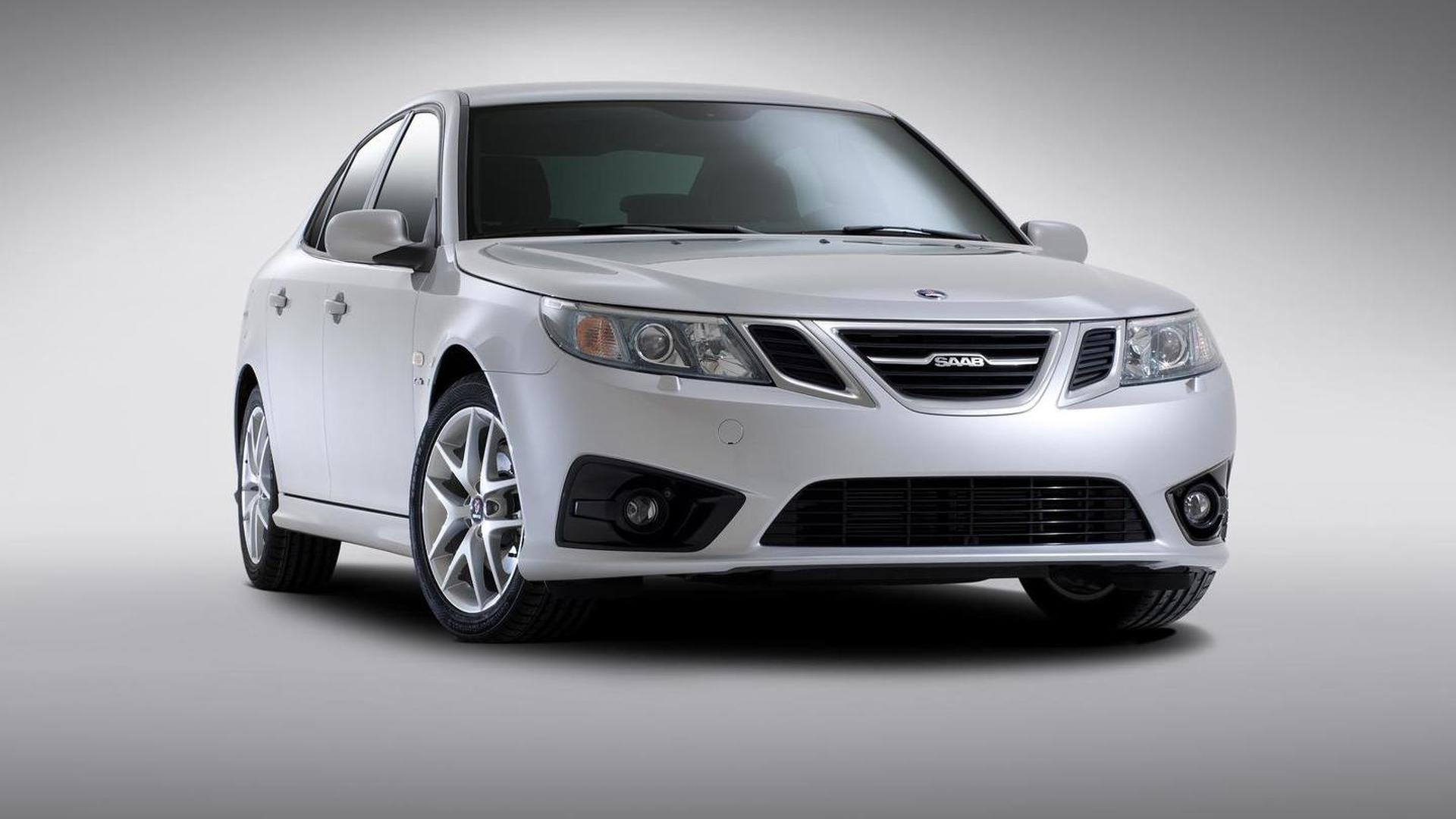 Saab 9-3 running on gasoline could come next year