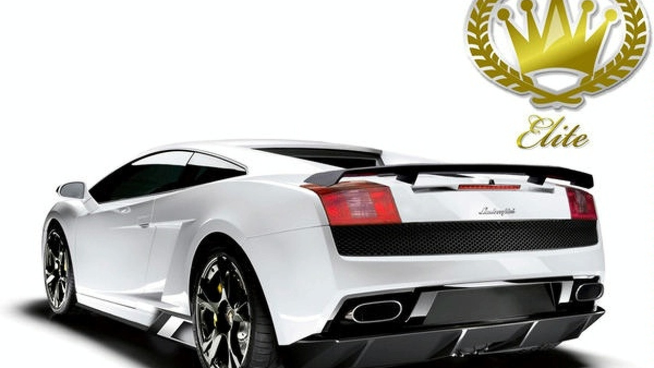 Elite Carbon body kit for Lamborghini Gallardo