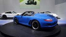 Porsche 911 Speedster at Paris