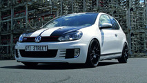 Young VW Apprentices Create Special GTI Street Model