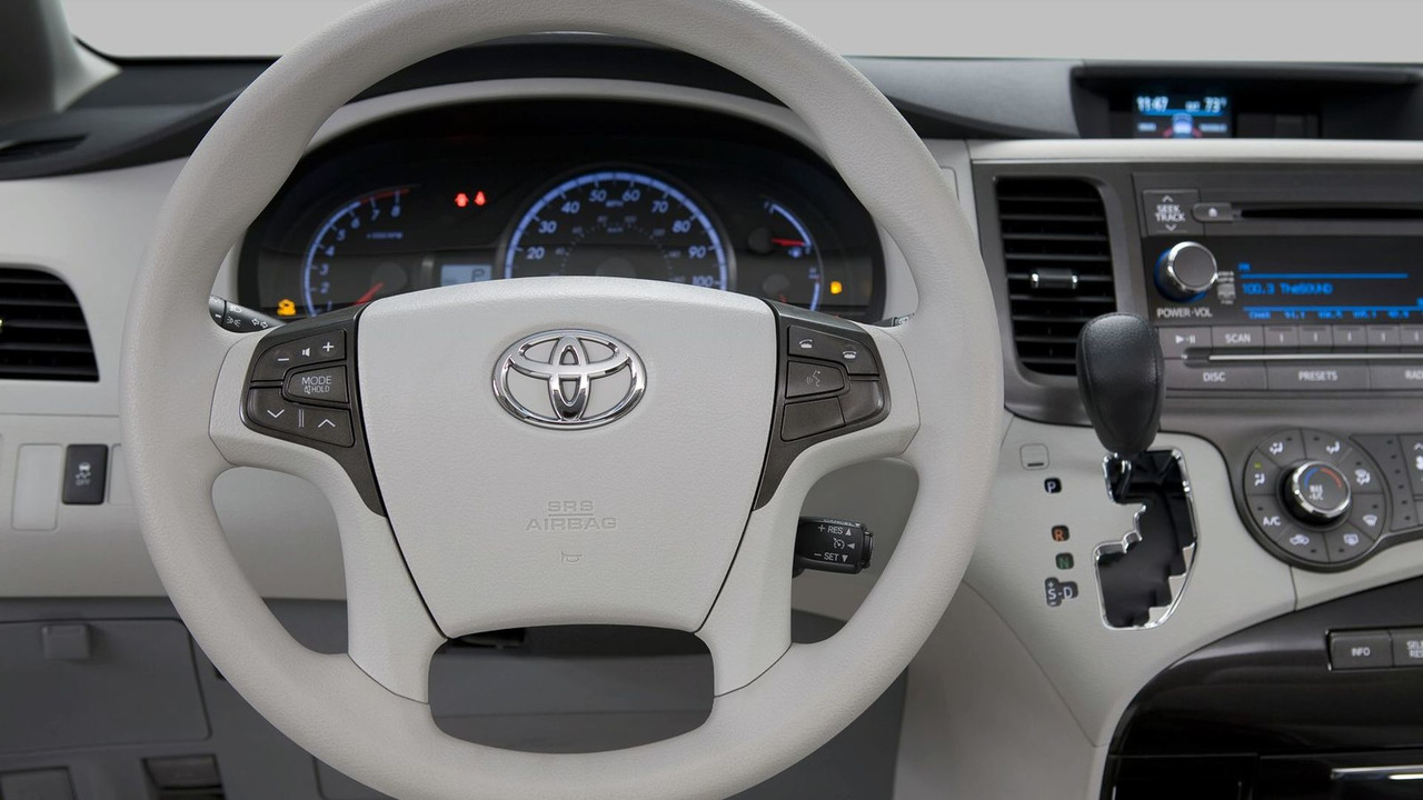 2011 Toyota Sienna