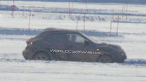 2011 Nissan Qazana Spied On Swedish Frozen Lake - 23.12.2009