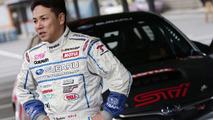 Driver Toshihiro Yoshida during Shakedownn