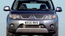 Mitsubishi Outlander Pricing Announced (UK)