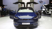 Tesla Model X 2016 Mondial de l'Automobile