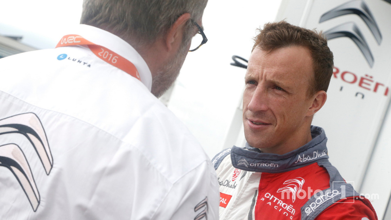 Kris Meeke, Citroën DS3 WRC, Citroën World Rally Team