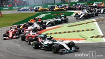 Hamilton told poor start not his fault