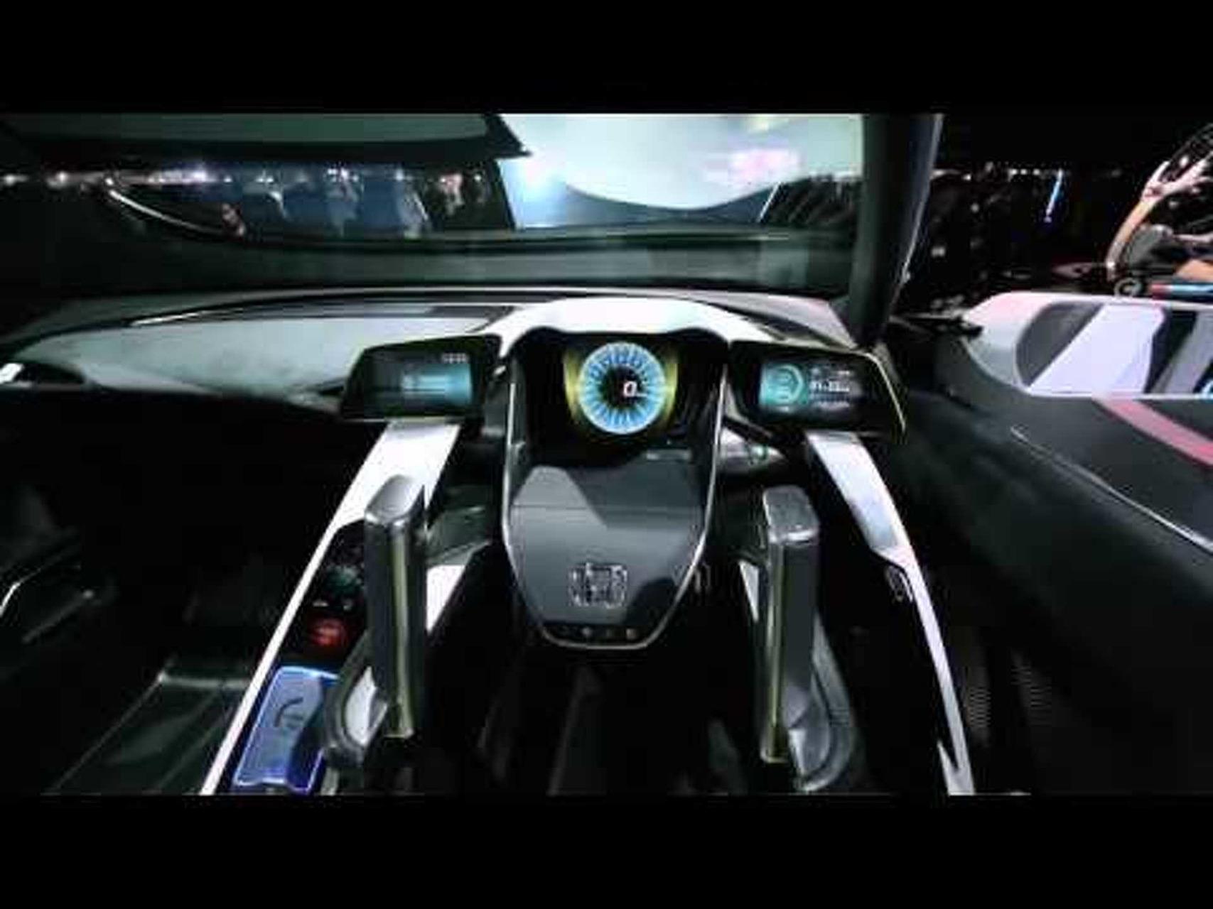 Honda Concepts at the 2011 Tokyo Motor Show
