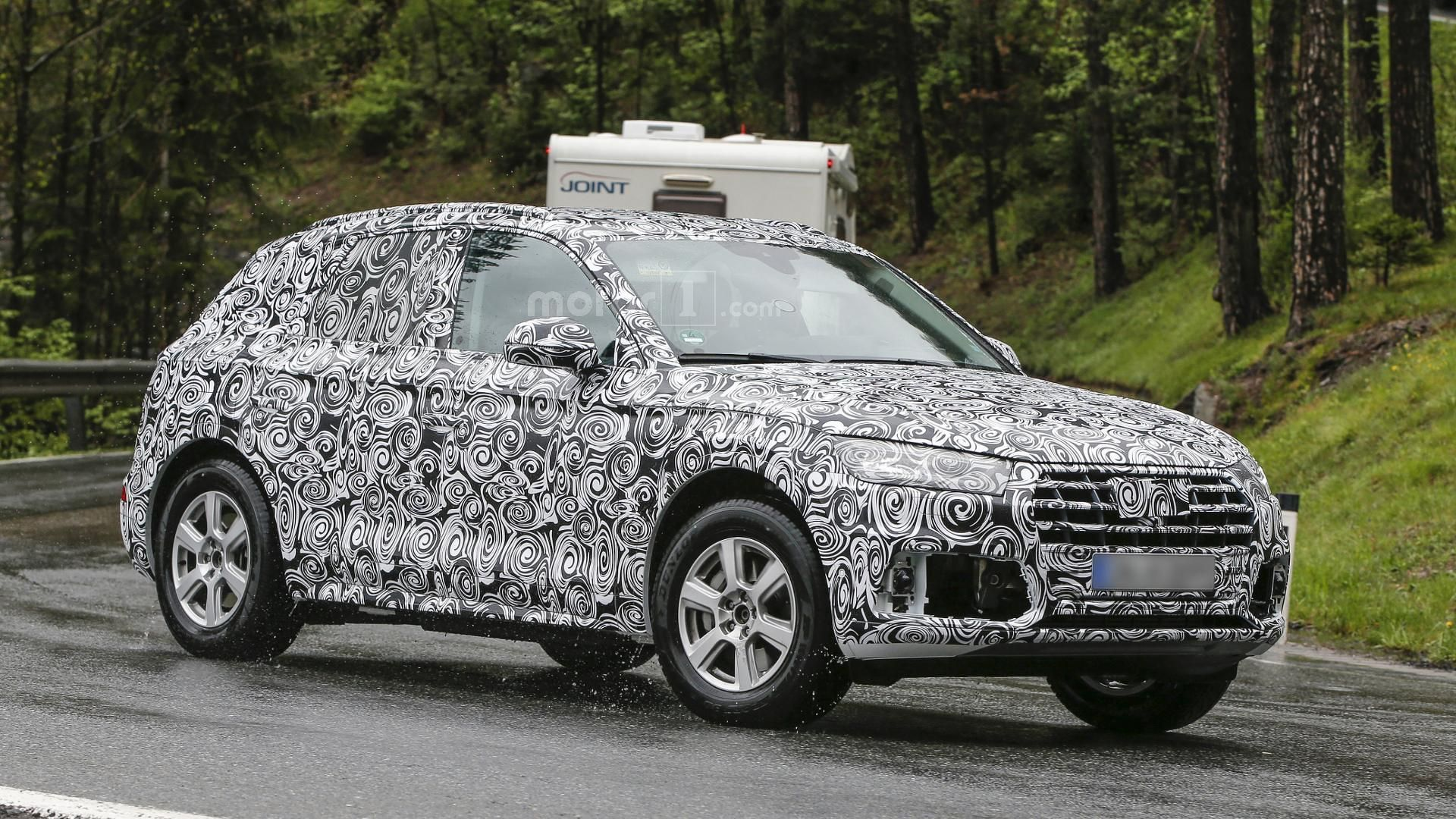 Audi Q5 2017 Conti Talk MyCarForum