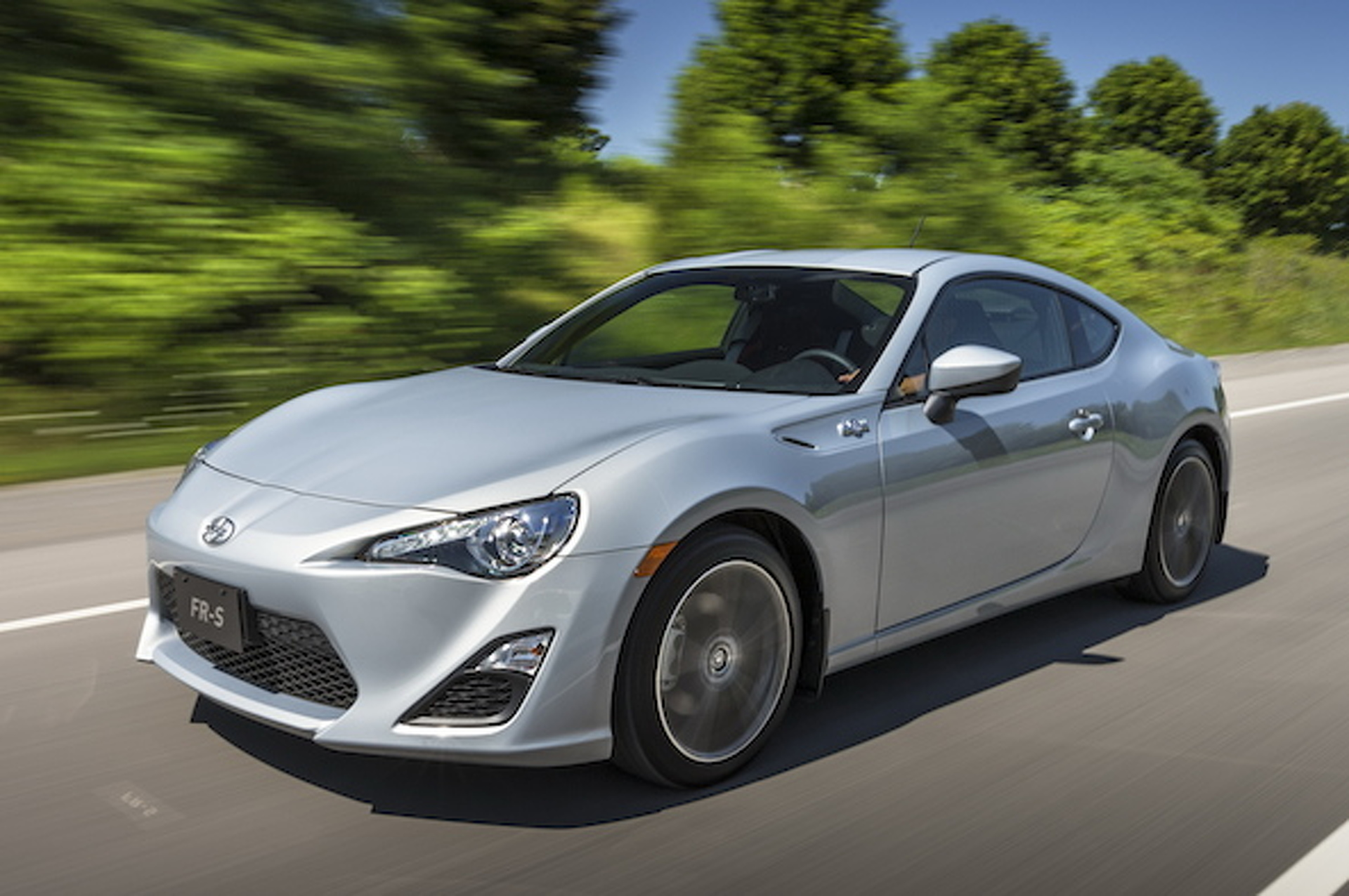 "2013 Scion FR-S Sales: Not as ""Slow"" As You'd Expect"