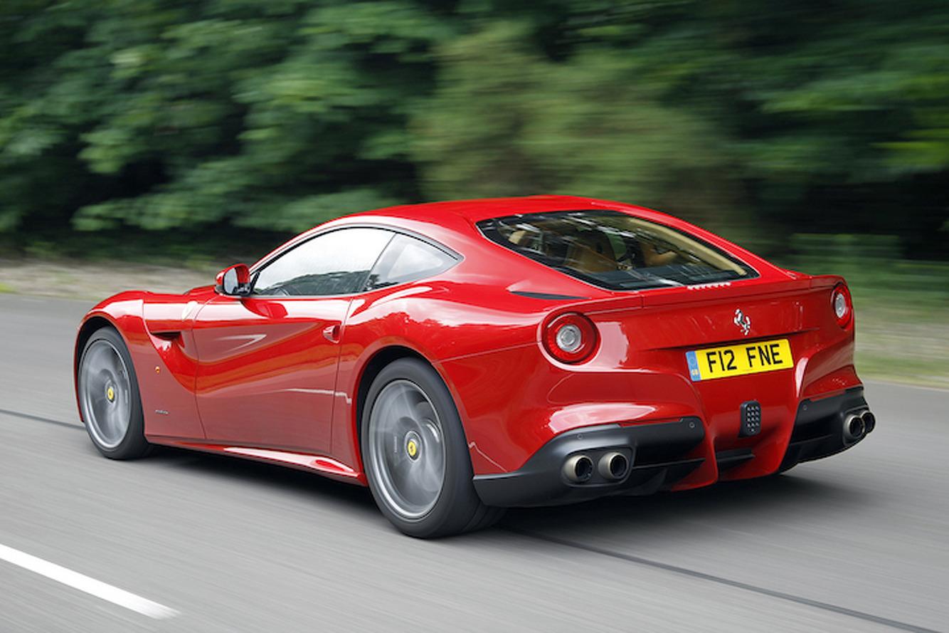 Ferrari Planning Product Onslaught Including 458 Turbo, LaFerrari Spyder